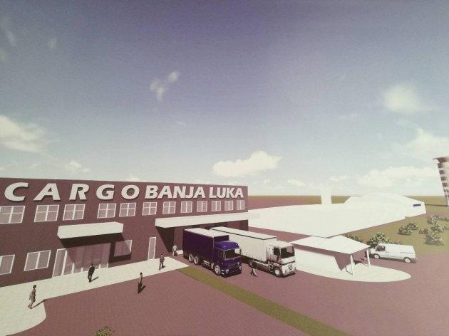 Potpisan ugovor za nastavak gradnje kargo objekta na banjalučkom aerodromu