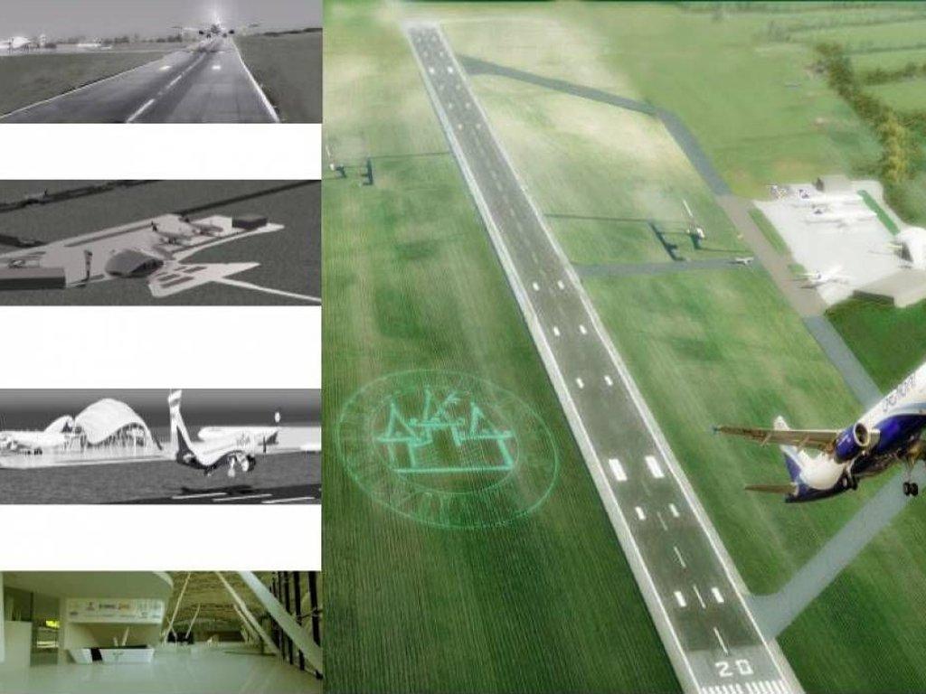 Do kraja 2021. planirana izrada aeronautičke studije aerodroma Bihać - U toku tender za izbor projektanta