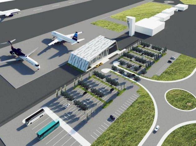 Izabrana tri najbolja rada na konkursu za idejno rješenje aerodroma Golubić u Bihaću (FOTO)