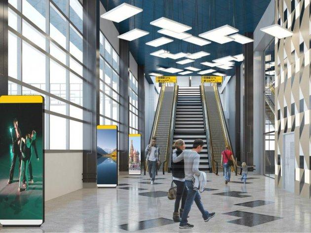 Srpske arhitekte osmislile novi terminal aerodroma Sheremetyevo u Rusiji (FOTO)