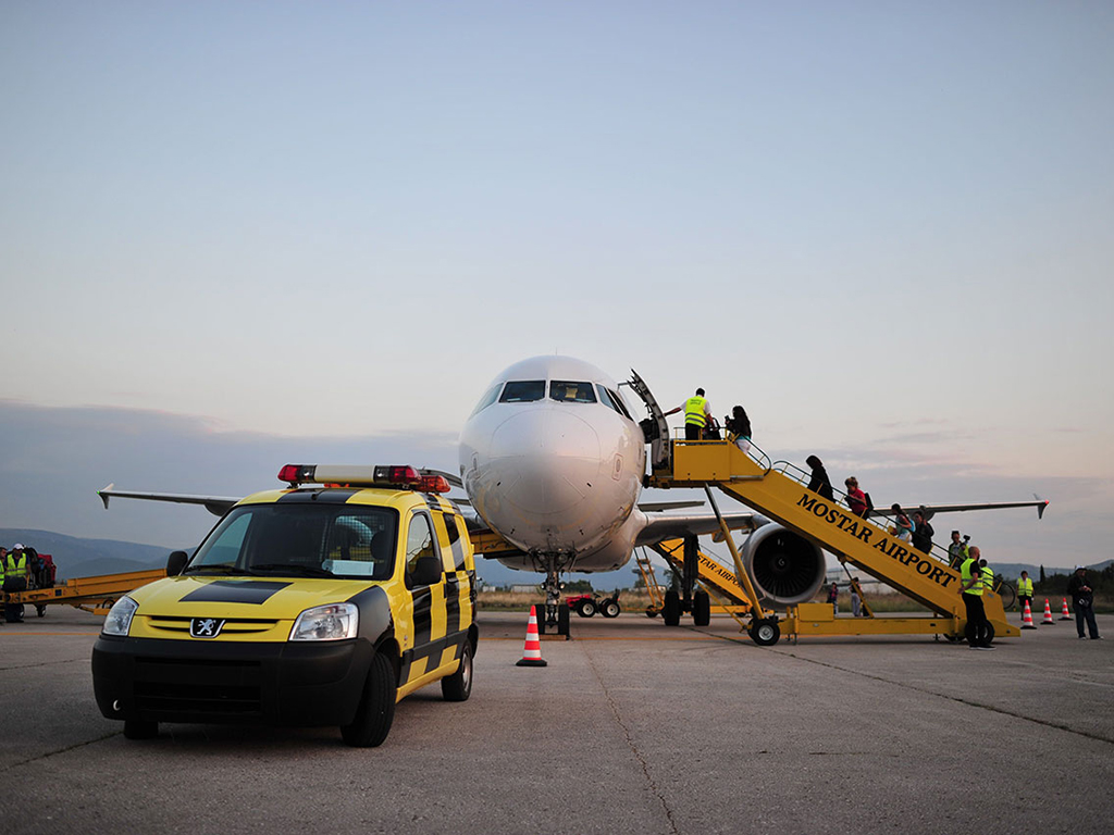 Neizvjesna sudbina mostarskog aerodroma