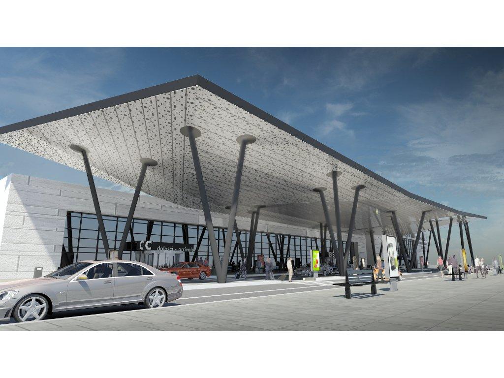 Kreće modernizacija Terminala B i gradnja operativnog centra na sarajevskom aerodromu - ANS Drive u poslu vrijednom 36 mil KM
