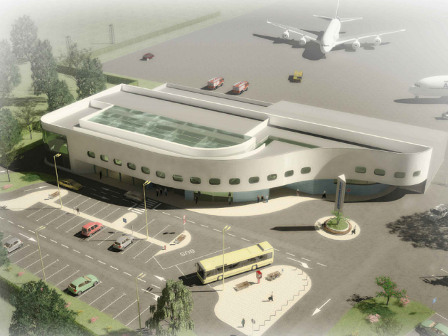 Tuzlanski aerodrom objavio tender za izgradnju atrijuma