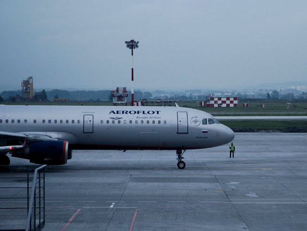 Aeroflot neće leteti za Zagreb do marta