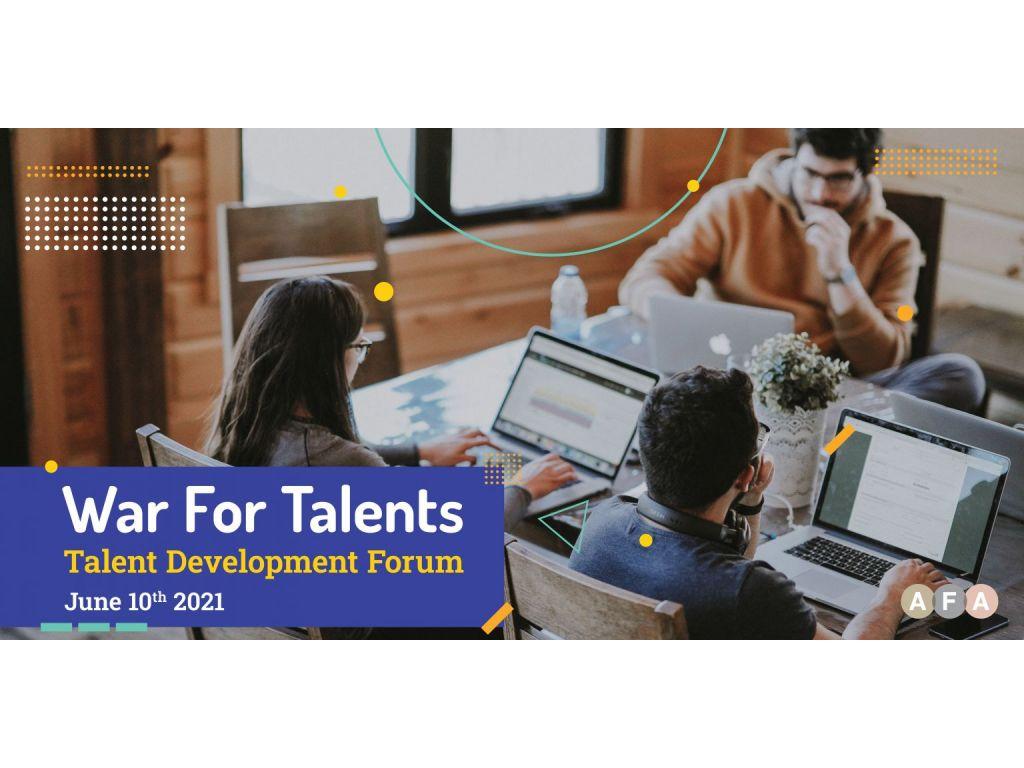 Prvi AFA Talent Development Forum 10. juna u 3D okruženju