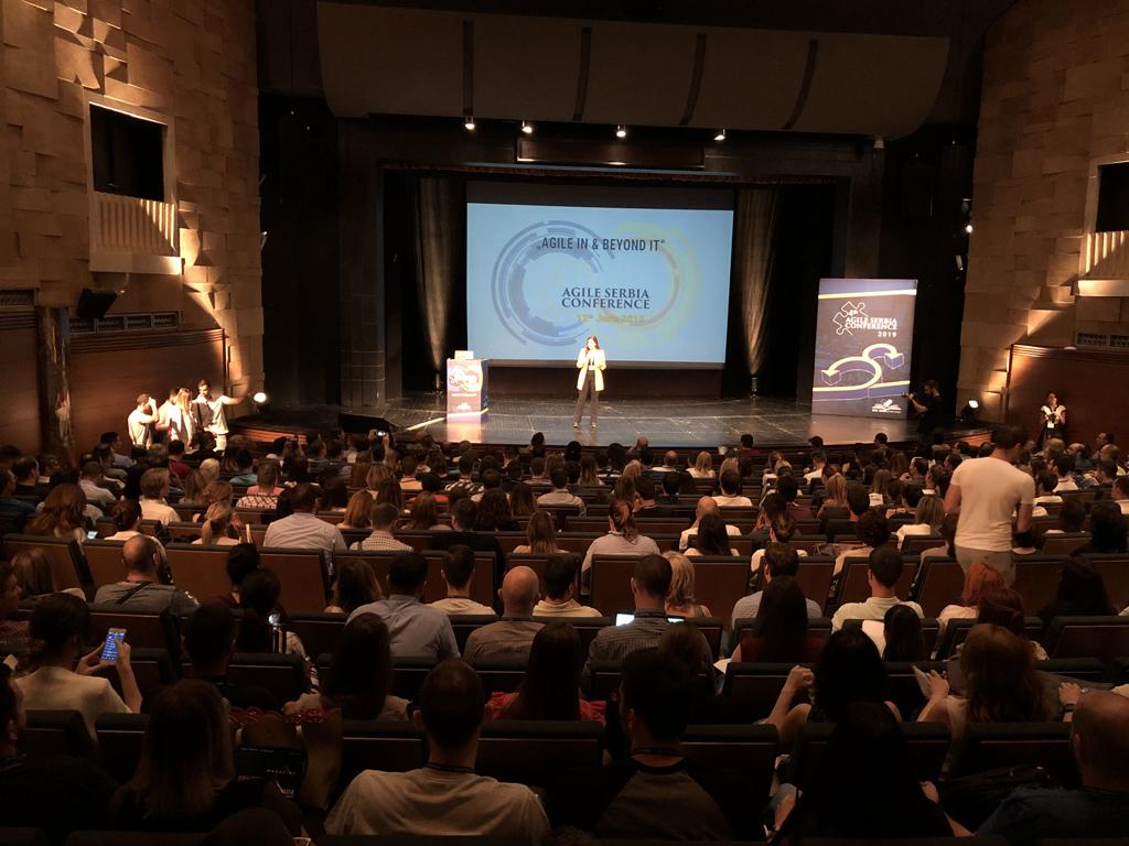 Održana 4. Agile Serbia konferencija - Tražilo se i mesto više