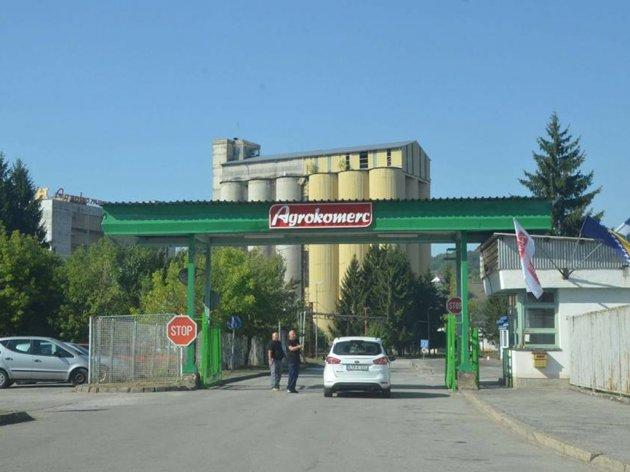Prodata imovina Agrokomerca za 1,65 mil EUR