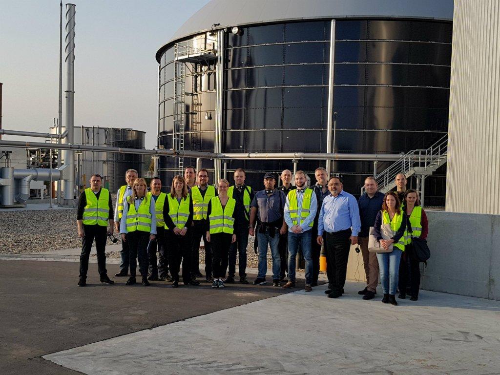 Sedam srpskih kompanija posetilo nemačke firme iz oblasti biomase i biogasa