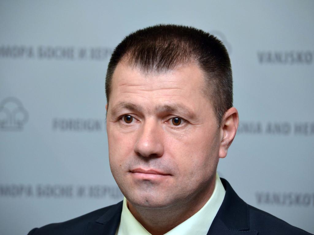Ahmet Egrlić, predsjednik Spoljnotrgovinske komore BiH - Drvni sektor jedini ostvaruje suficit u robnoj razmjeni