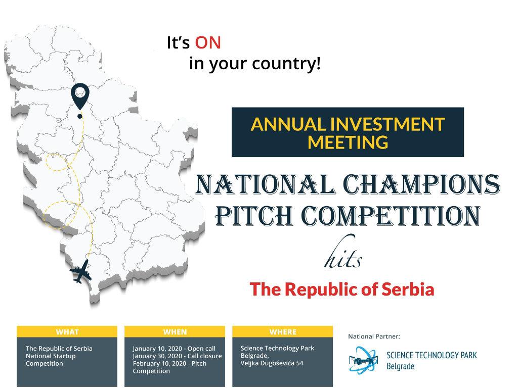 Prijave za prvo AIM Startup takmičenje u Srbiji - Šansa za srpske startape na vodećem investicionom skupu u Dubaiju AIM 2020