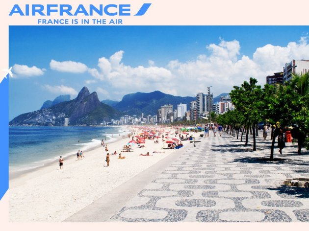 Cheaper flights to New York, Cuba, Rio... – Air France promotional campaign until January 19