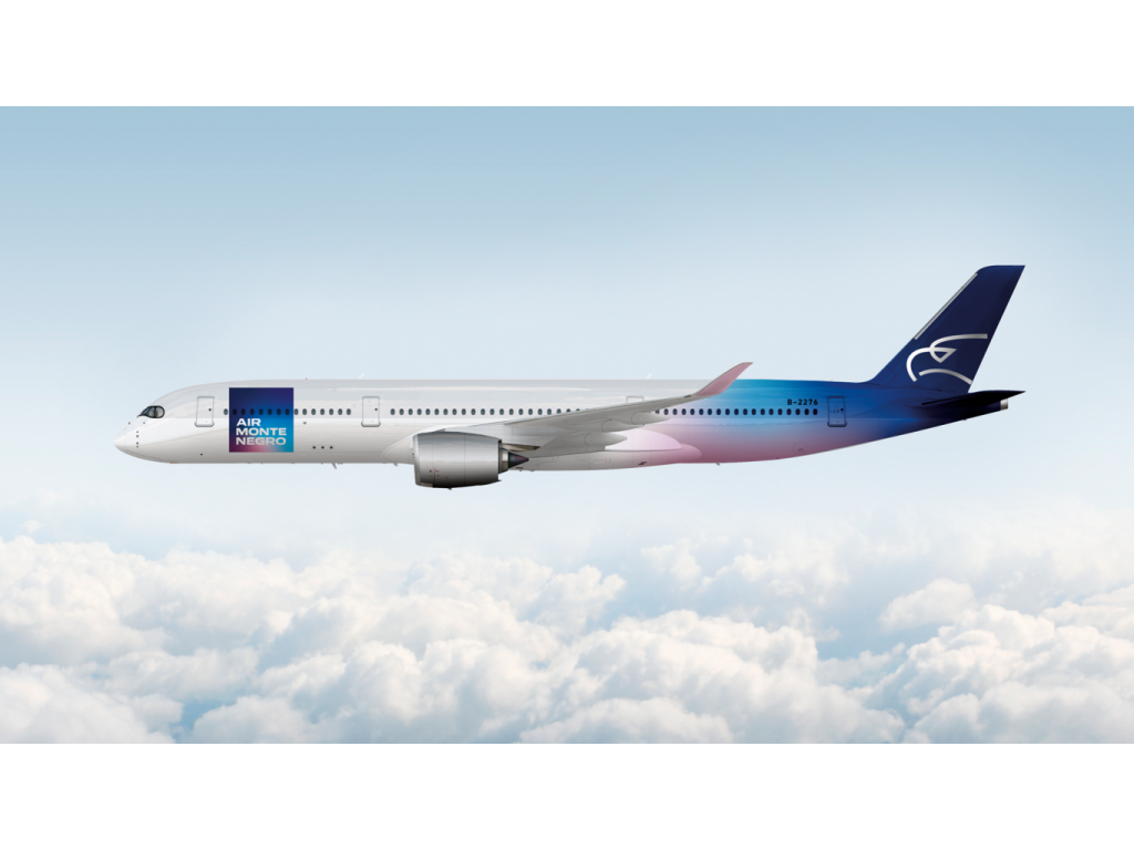 Air Montenegro dobio međunarodnu oznaku