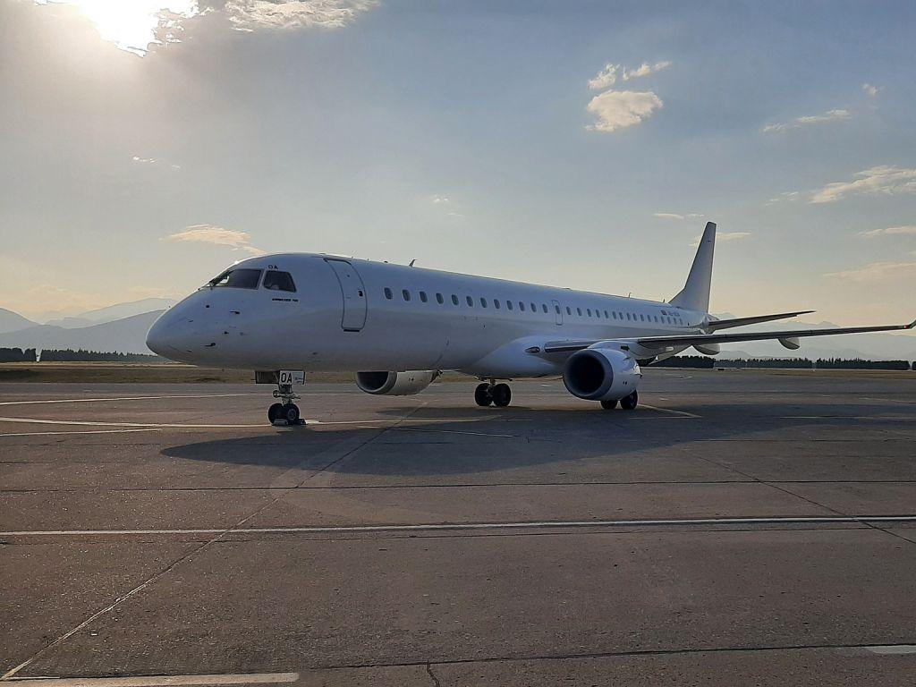 Air Montenegro počeo sa komercijalim letovima - Prvi avion iz Podgorice za Beograd
