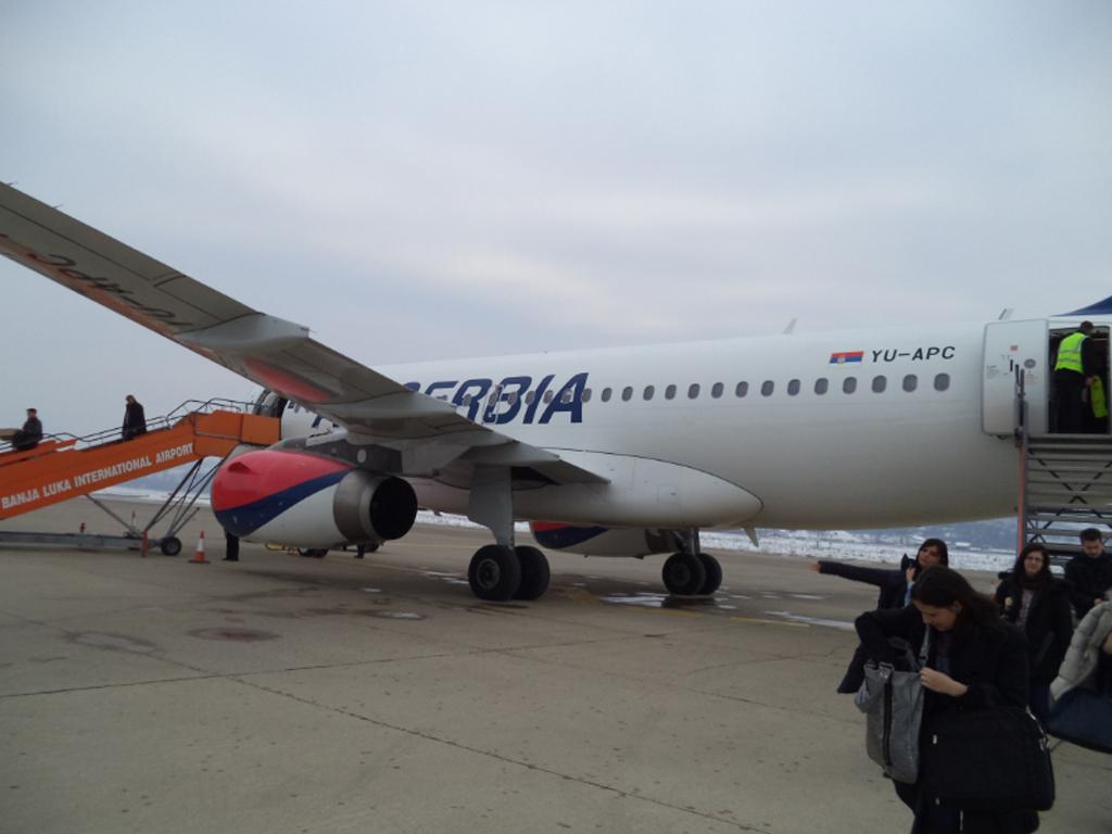Država će pomoći kompaniji Air Serbia - Razgovori o nabavci novih aviona