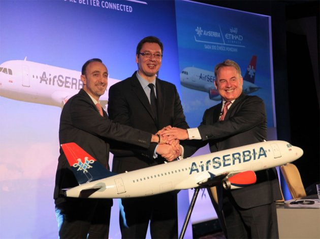 ETIHAD: Air Serbia to fly to Toronto and Chicago