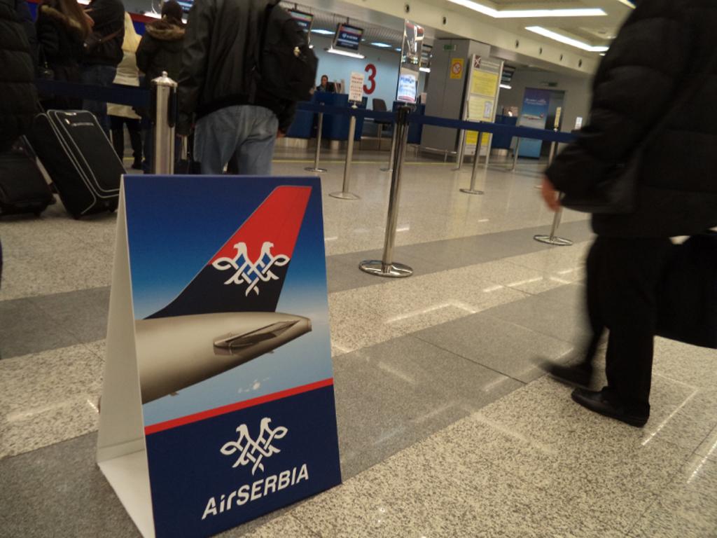 Sad je i zvanično: Etihad Airways odlazi iz Srbije