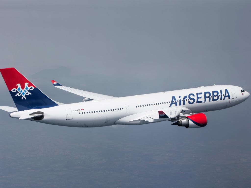 Air Serbia ostvarila 900.000 EUR neto profita u 2016.