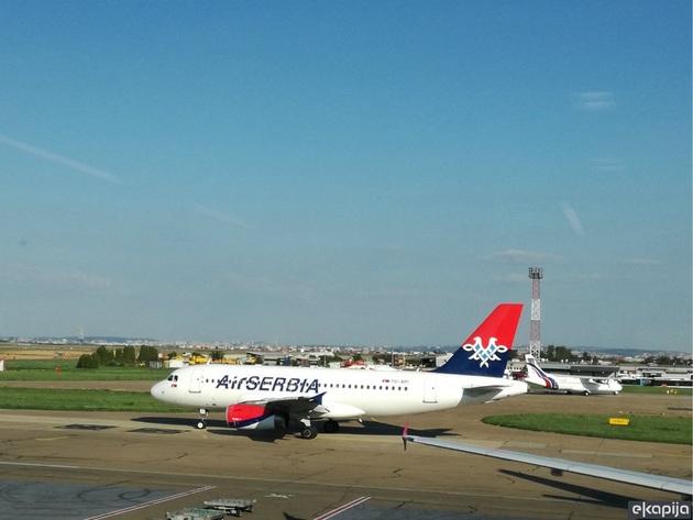 Air Serbia uvodi tri dodatna leta ka Tivtu i avione sa većim brojem sjedišta na liniji do Podgorice