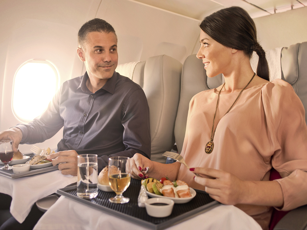 """Air Serbia Catering"" ispunio HACCP standarde - Godišnje se putnicima posluži 40 tona sira i 50 tona mesa"