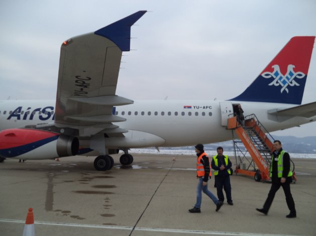 Etihad now officially shareholder of Air Serbia