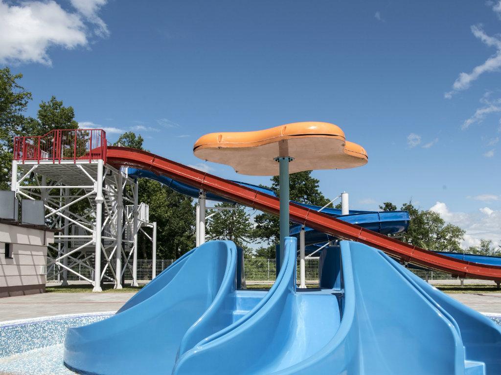 U Ribarskoj banji od 1. juna počinje da radi novi Sportsko-rekreativni centar Samar - U ponudi akva park sa termalnom vodom, teren za odbojku na pesku... (FOTO)