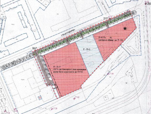 Na mestu nekadašnje fabrike Albus u Novom Sadu planira se kompleks MUP-a