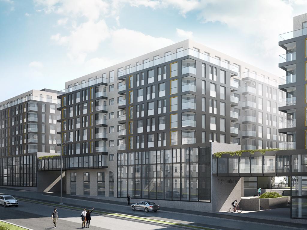 """Još 250 modernih stanova na Vračaru - Novosadska """"Aleksandar grupa"""" u avgustu počinje gradnju stambeno-poslovnog kompleksa"""
