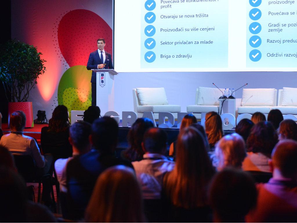 Aleksandar Pavlović, USAID Projekat za konkurentnu privredu: Znanje i konekcije su ključni elementi preživljavanja na tržištu mikro i malih preduzeća