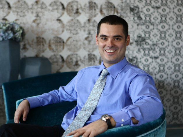 """Aleksandar Vasilijević, Direktor des Hotels """"Falkensteiner"""" in Belgrad - Wir sind stolz auf unsere Kongress-Dienstleistungen"""