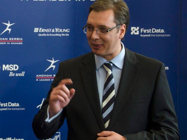 """VUČIĆ: Ich werde alles tun, damit """"Fiat"""" in Serbien bleibt"""