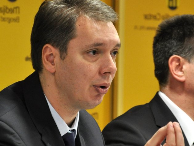 VUCIC: Average salary in Serbia to total EUR 440 by the end of 2017