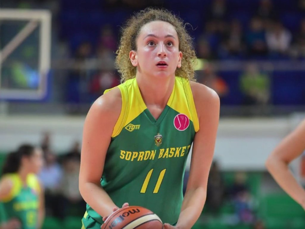 """Aleksandra Crvendakić, košarkašica - Iz """"srpskog"""" Šoprona pravo u WNBA"""