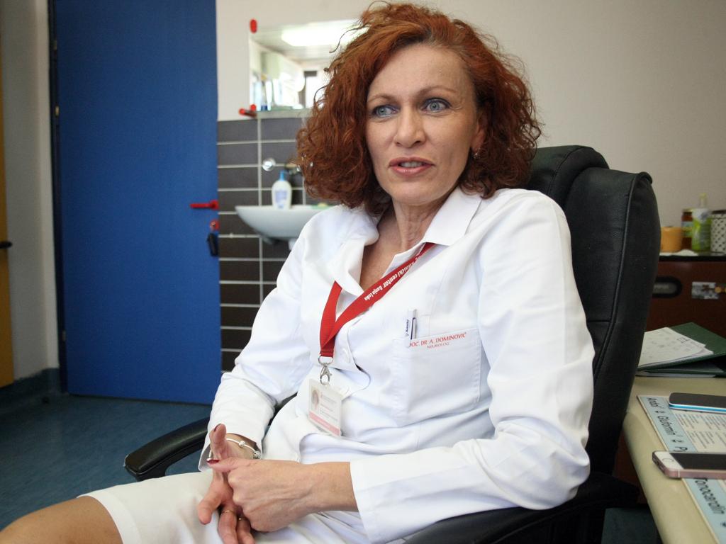 Aleksandra Dominović Kovačević, načelnica Klinike za neurologiju UKC RS - Želim vratiti osmijeh na lica pacijenata