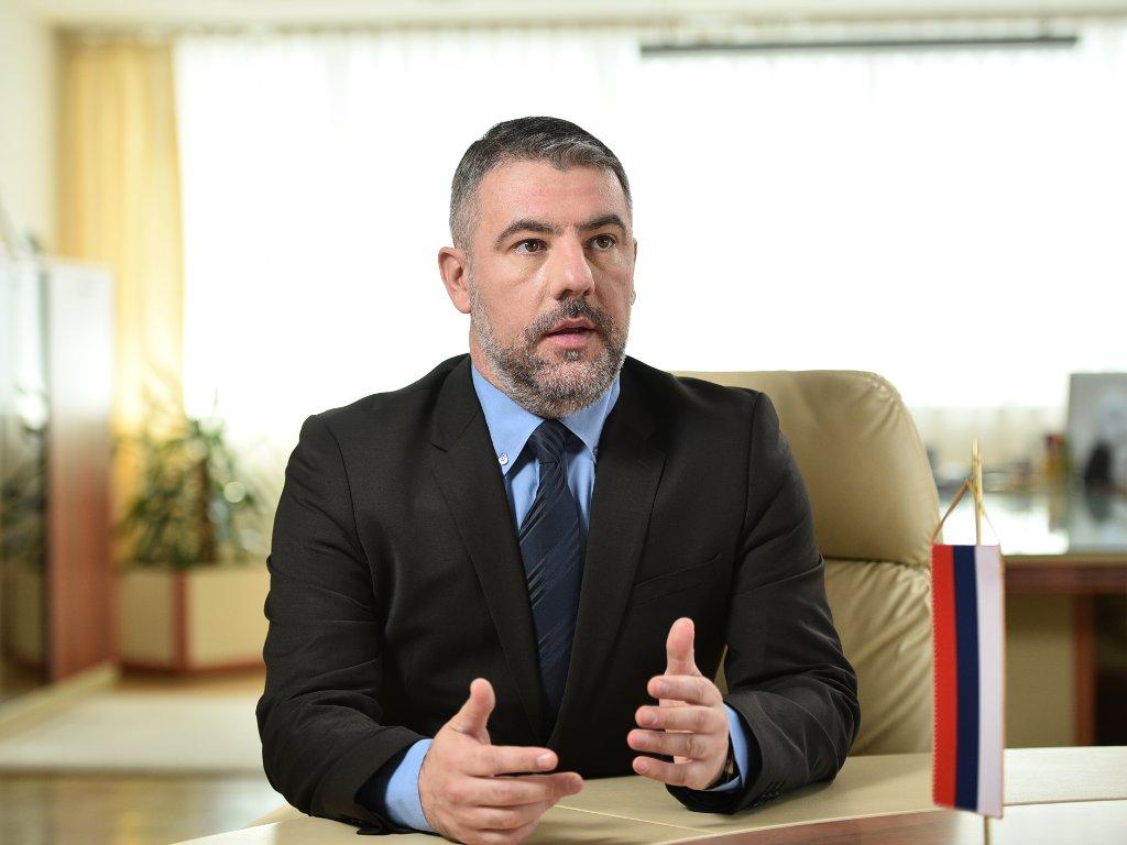 Alen Šeranić, ministar zdravlja i socijalne zaštite RS - Moramo uraditi reviziju kadra u zdravstvu
