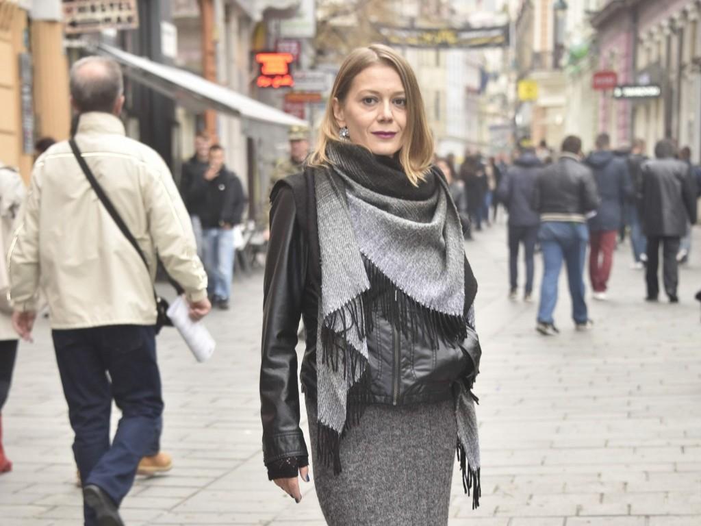 Alena Džebo, glumica - Zašto nikad nisam upoznala stvarnu Sabinu K.