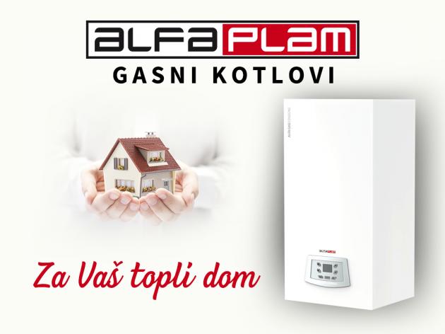 Alfa-Plam - Gasni kotlovi za Vaš topli dom