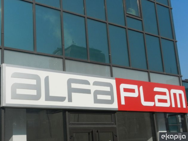 Share jump at Alfa Plam and export growth of 3,6%