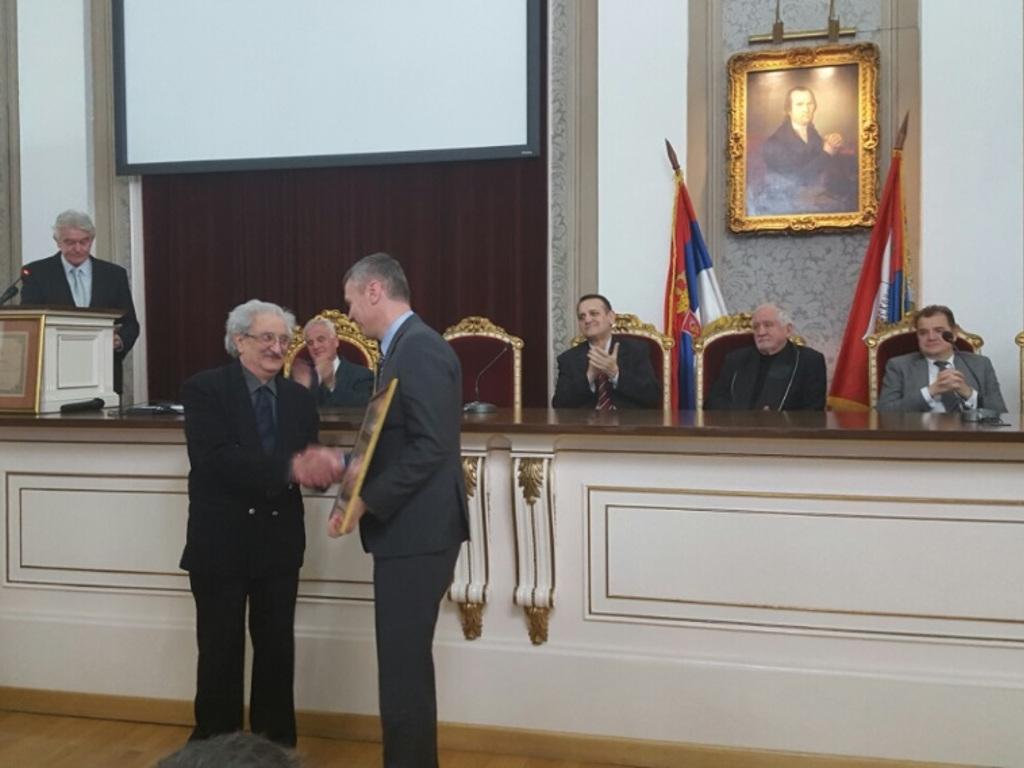 """""""Algotech"""" dobitnik priznanja """"Kapetan Miša Anastasijević"""" za dostignuća u razvoju i implementaciji IT tehnologija"""