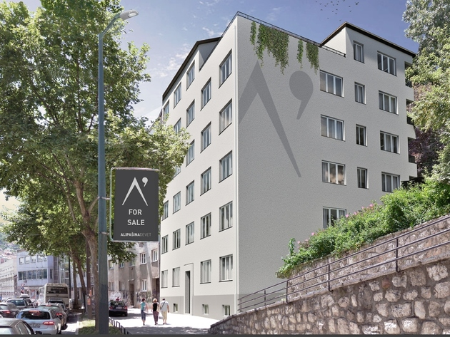 Novo mjesto komfora u centru Sarajeva - Kreće kompletno renoviranje zgrade u Alipašinoj 9