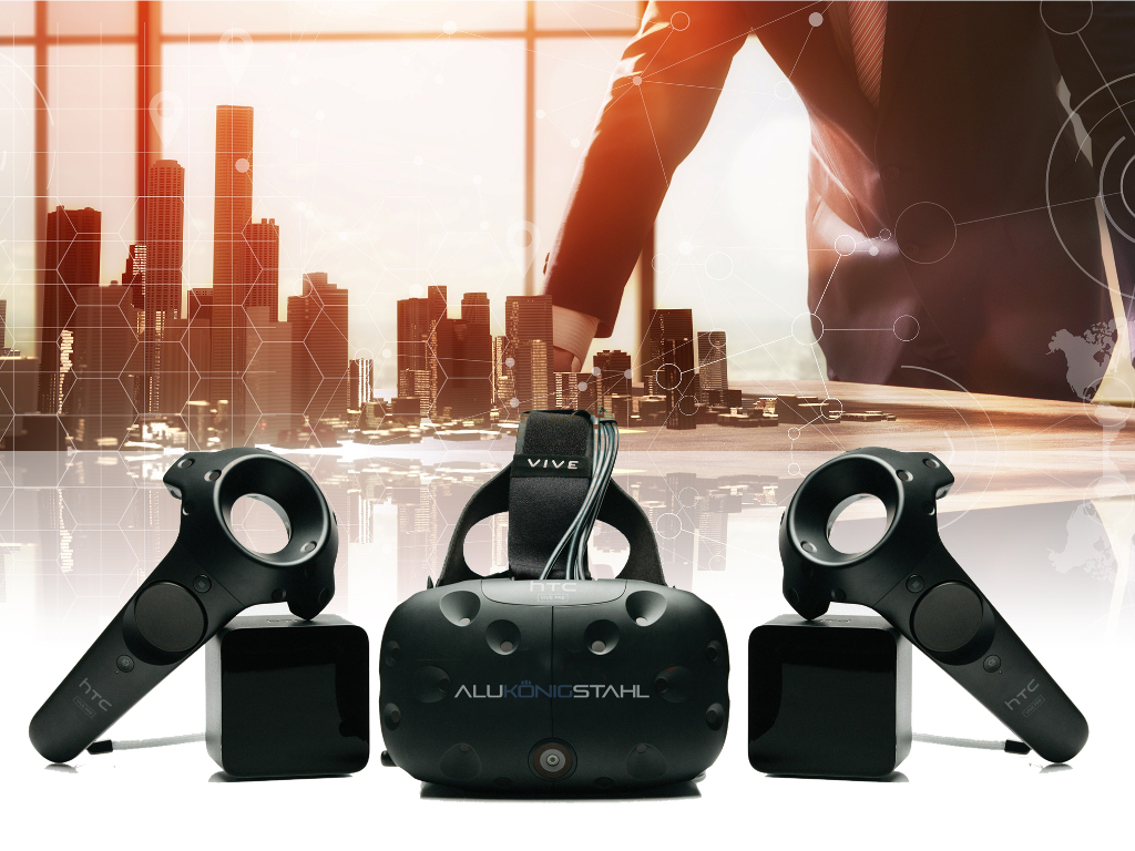 Alukonigstahl Virtual Reality: Upotreba virtuelne stvarnosti u arhitektonskoj vizualizaciji