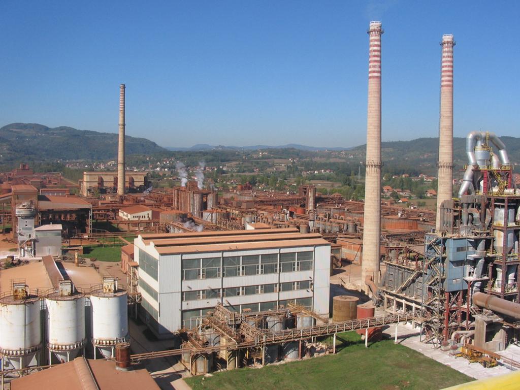 Zvornička Alumina uspješno posluje uprkos pandemiji - Proizvodnja smanjena, ali nema značajnih gubitaka
