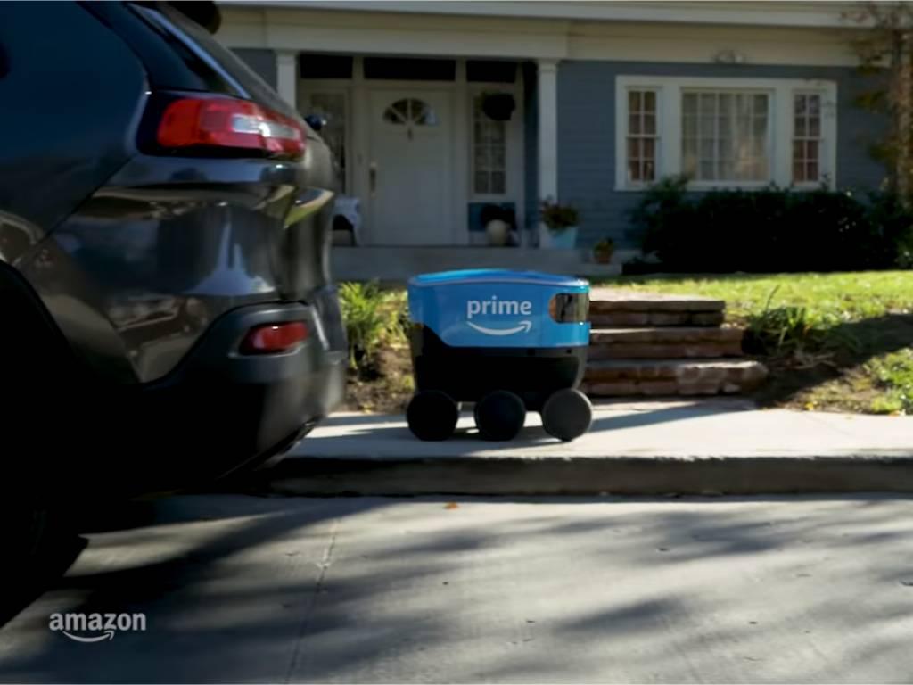 Amazon testira robote dostavljače (VIDEO)