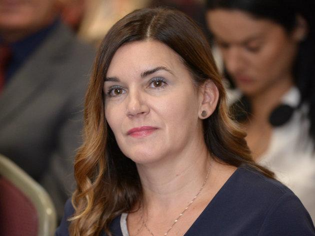 Oana Cristina Popa, Botschafterin von Rumänien in Serbien