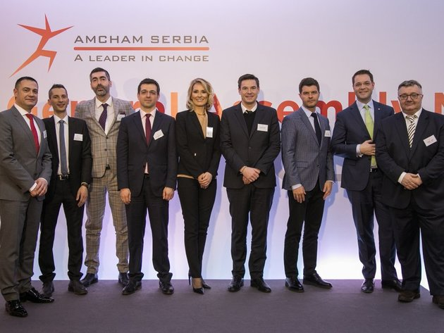 New AmCham Board of Governors