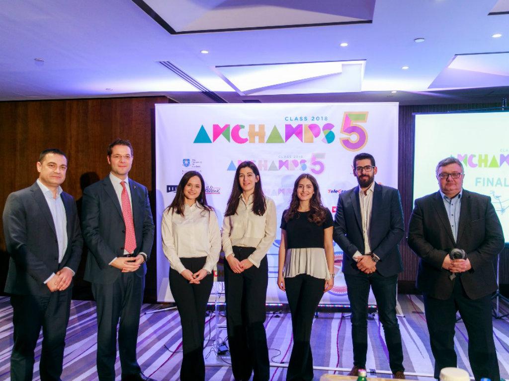 Proglašeni pobednici AmChamps programa za 2018. godinu - Nagrade univerzitetske stipendije u inostranstvu
