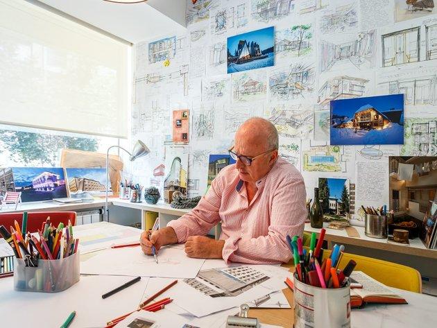 Amir Vuk Zec, arhitekta - Igrati se može samo onaj koji dobro vlada profesijom