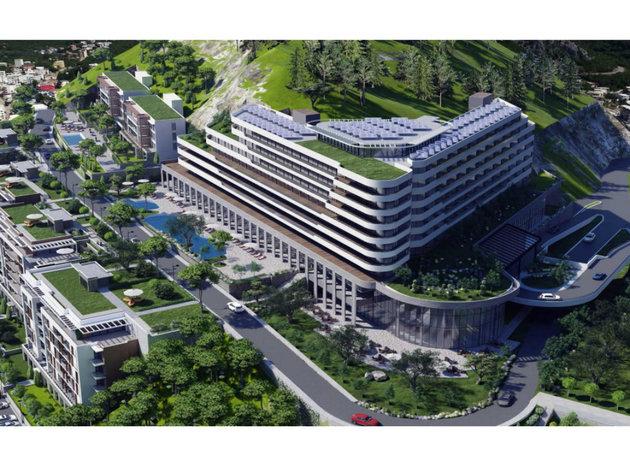 U Čanju će se graditi luksuzni kompleks Amma Resort sa hotelom i osam vila - Ukupna vrijednost investicije 77,01 mil EUR