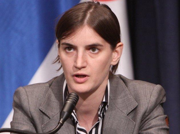 Premijerka Ana Brnabić
