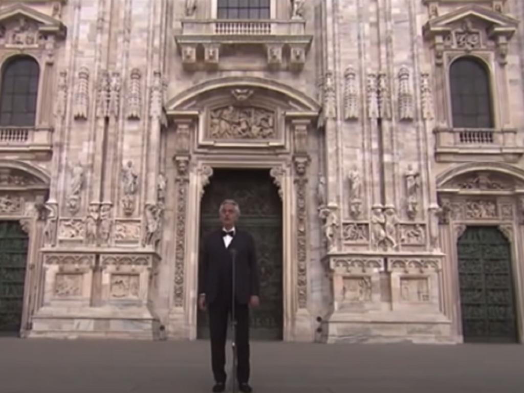 Milioni gledalaca uz Bočelijevu muziku nade (VIDEO)