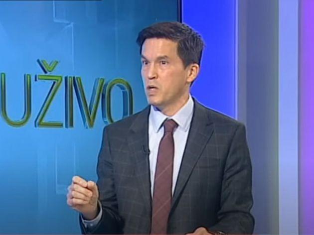 Endrju Džuel, rezidentni predstavnik misije MMF u BiH - Od BiH ne tražimo stezanje kaiša, nego veću potrošnju